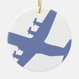Hercules C-130 Ceramic Ornament