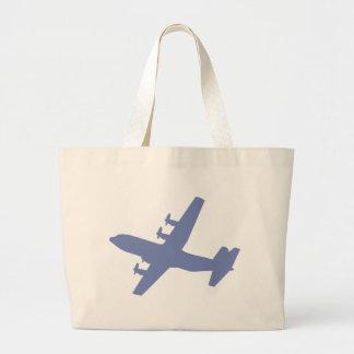Hercules C-130 Jumbo Tote Bag