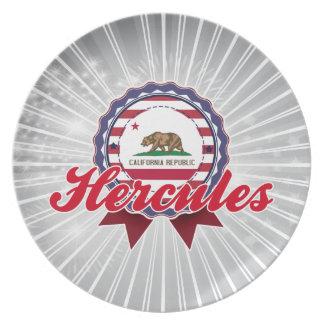 Hercules, CA Party Plates