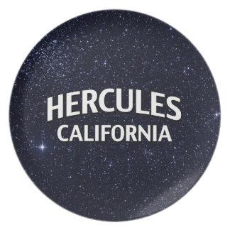 Hercules California Melamine Plate