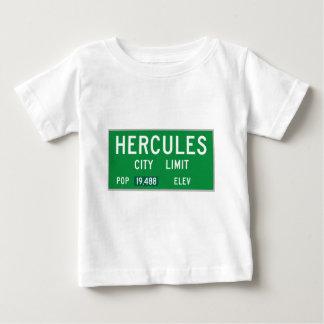 Hercules City Limits T Shirt