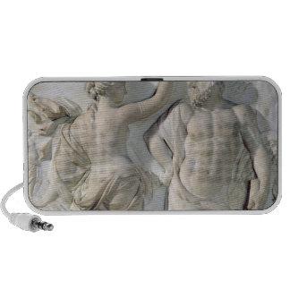 Hercules Crowned by Glory, 1671 Mini Speakers