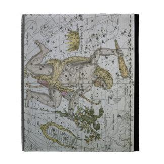 "Hércules, ""de un atlas celestial"", pub. en 1822 ("