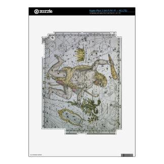 "Hércules, ""de un atlas celestial"", pub. en 1822 ( iPad 3 skins"
