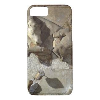 Hercules Fighting the Cretan Bull, one of a series iPhone 8/7 Case