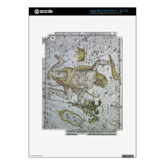 Hercules, from 'A Celestial Atlas', pub. in 1822 ( iPad 3 Decals