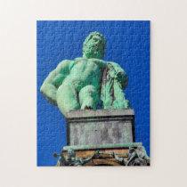 Hercules Kassel Wilhelmshöhe Germany. Jigsaw Puzzle