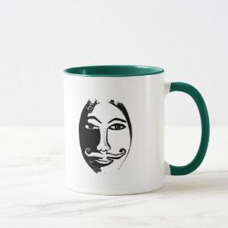 Hercules Poirot Mug