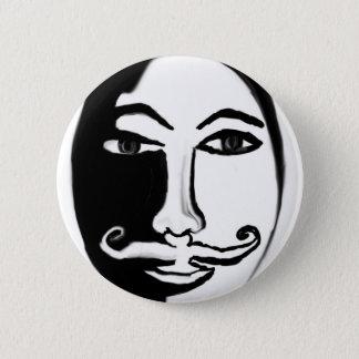 Hercules Poirot Pinback Button