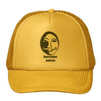 Hercules Poirot Trucker Hat