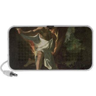 Hércules que rasga el traje ardiente, c.1634 iPhone altavoz