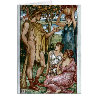 Hercules & the Nymphs Cards