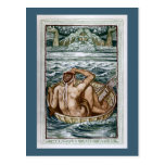 Hércules y atlas postales