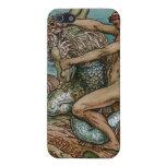 Hércules y el viejo hombre del mar iPhone 5 cárcasas