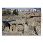 Herculium, Ercolano, Campania, Italy Card
