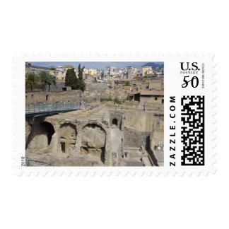 Herculium, Ercolano, Campania, Italy Postage