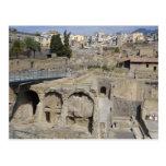Herculium, Ercolano, Campania, Italy Postcard