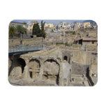 Herculium, Ercolano, Campania, Italy Rectangular Photo Magnet