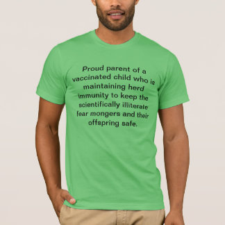 Herd immunity for everyone! T-Shirt