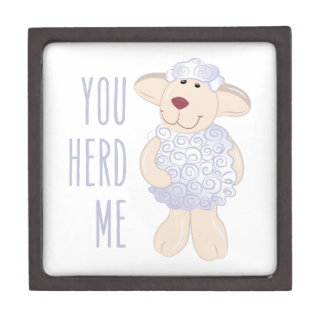 Herd Me Jewelry Box