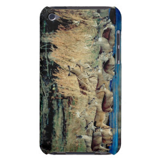 Herd of deer 2 iPod touch Case-Mate case