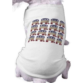 Herd of Elephants Republican GOP T-Shirt