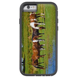 Herd of Horses Iphone 6 case