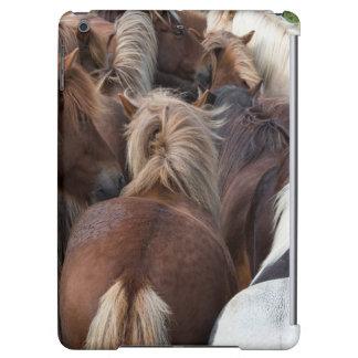 Herd of Icelandic horse Case For iPad Air