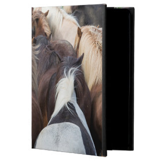 Herd of Icelandic horse Cover For iPad Air