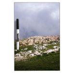 Herd of sheep at the Lake Garda Dry Erase Whiteboards