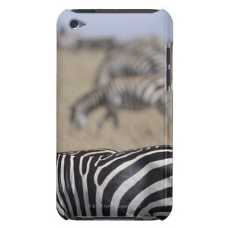 Herd of Zebras grazing, Masai Mara Game Reserve, Case-Mate iPod Touch Case