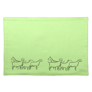Herd Placemats