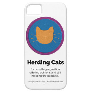 Herding Cats Phone Case