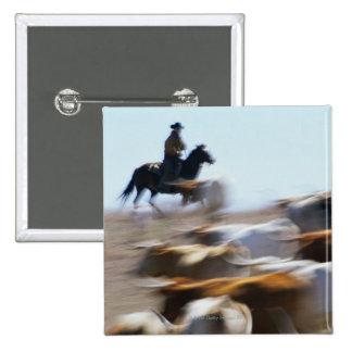 Herding Cattle Pins
