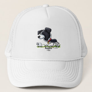 Herding Dog - Border Collie hat