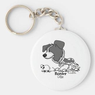 Herding Dog - Border Collie Keychain
