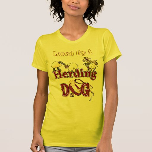 Herding Dog Owners Gifts T-shirt