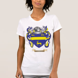 Herdsman Coat of Arms (Family Crest) Tshirt