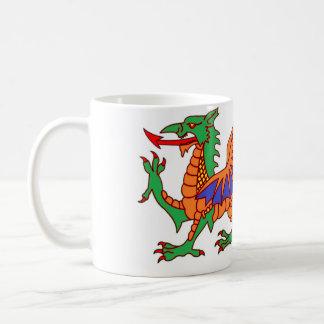 Here Be Dragons! Coffee Mug