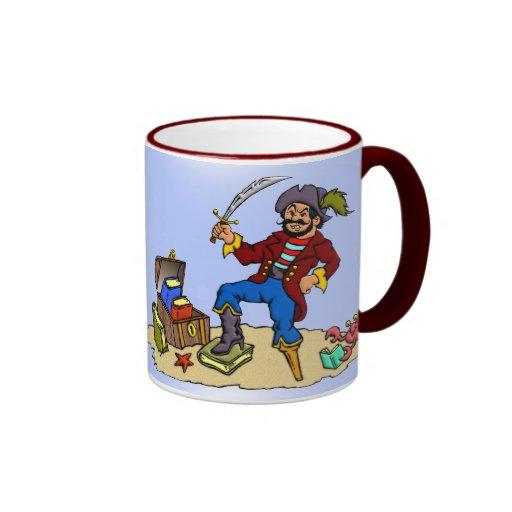 Here Be The REAL Treasure! Mugs