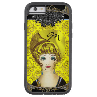 Here Comes Blondie Monogram Tough Xtreme iPhone 6 Case