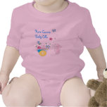 """""""Here Comes Bunny Baby"""" Personalized Onsie Tee Shirts"""