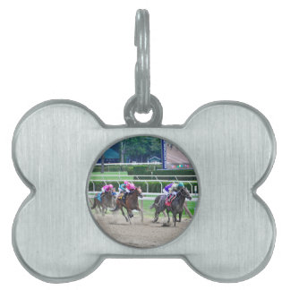 Here Comes Rosie and Lemon Liqueur Pet ID Tag