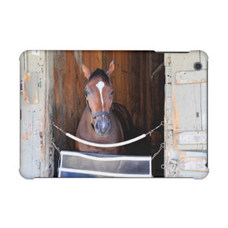 Here Comes Rosie in her Stall iPad Mini Retina Cases