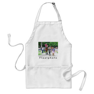Here Comes Rosie to the Post Adult Apron