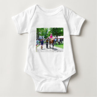 Here Comes Rosie to the Post Baby Bodysuit