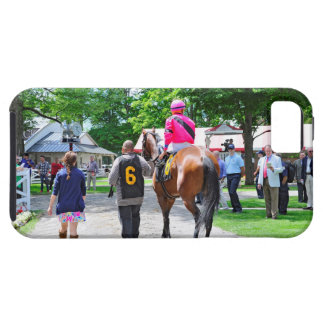Here Comes Rosie to the Post iPhone SE/5/5s Case