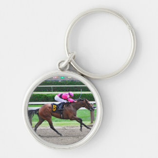 Here Comes Rosie with Manuel Franco Keychain