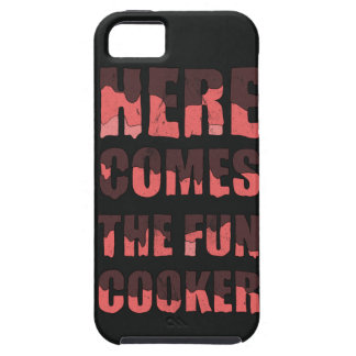 Here comes the fun cooker iPhone SE/5/5s case