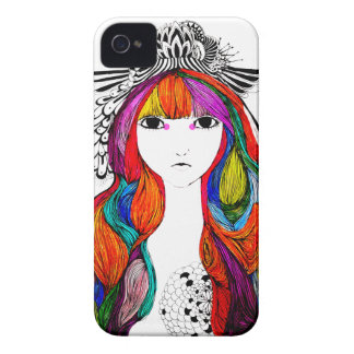 Here Comes The Rainbow iPhone 4 Case